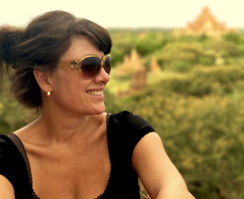 Advocate and Adventurer Allison Dvaladze
