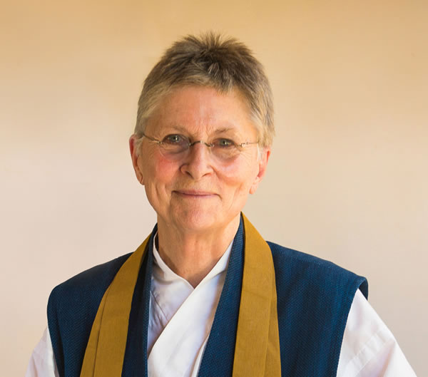 Roshi Joan Halifax of Upaya Zen Center