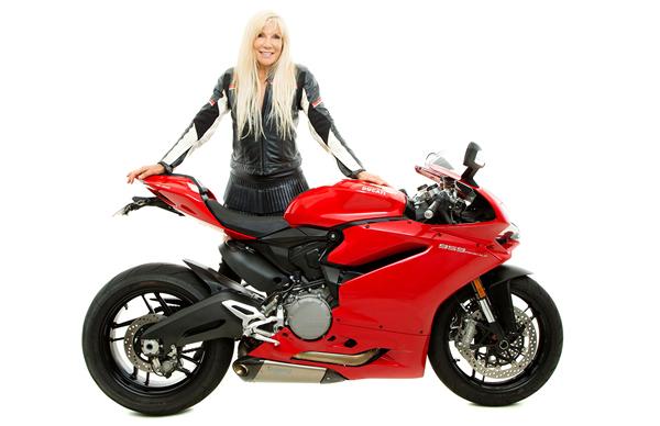Sue Hollis ~ Adventurepreneur, author and motorcyclist