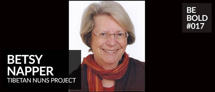 Betsy Napper Tibetan Nuns Project