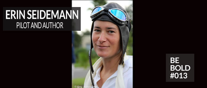 erin seidemann author and pilot