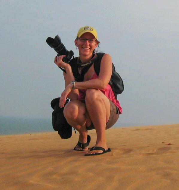 Sherry Ott ~ Photographer, Blogger and Long-Term Traveler
